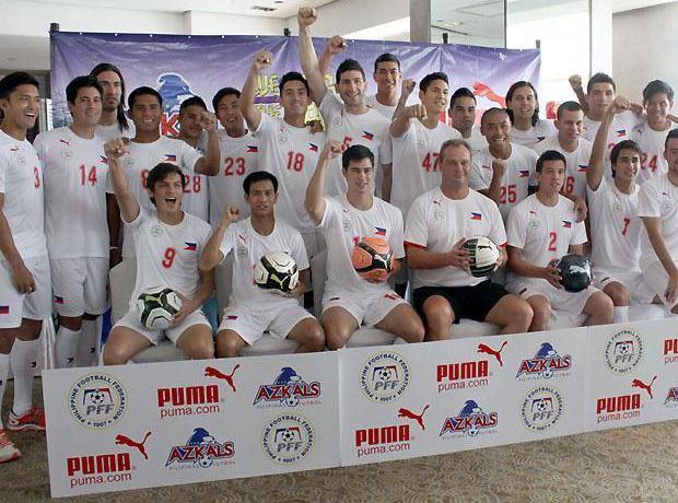 Azkals Puma Jersey 2012