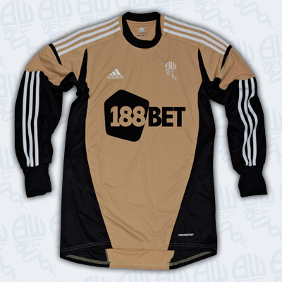 BWFC Goalkeeper Kit 2012