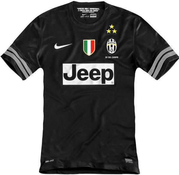 Juventus uitshirt 2012-2013
