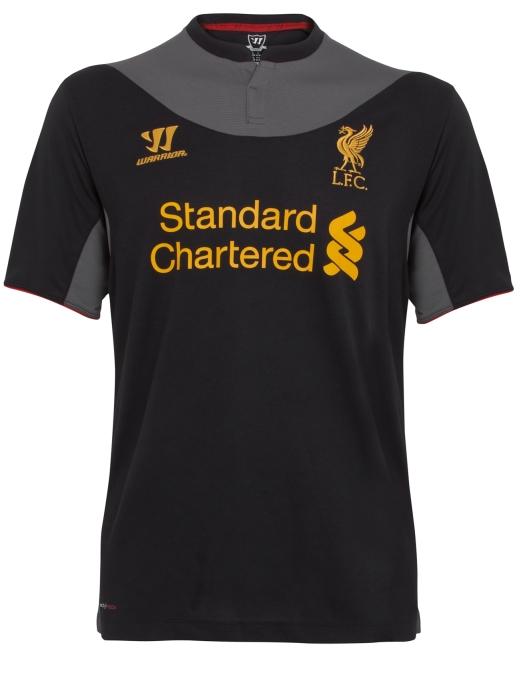 Liverpool Fc Alternate Jersey