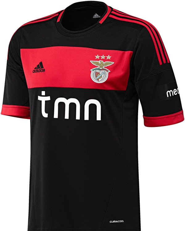 Black SL Benfica Shirt 2013