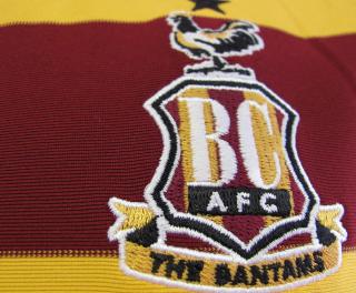 Bradford City Crest 12-13