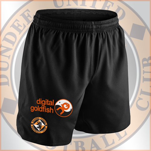 Digital Goldfish Dundee United Shorts