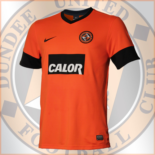Dundee United Home Top 2012-13