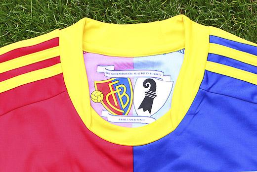 FC Basel Trikot 2013