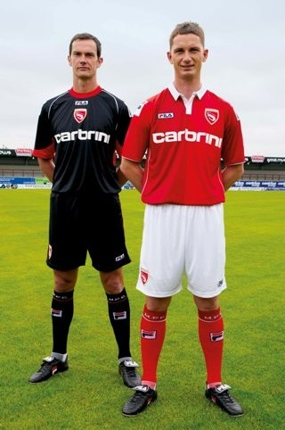 Fila Morecambe Kit 2012 2013