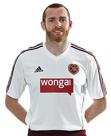 Hearts New Kit 2012-2013