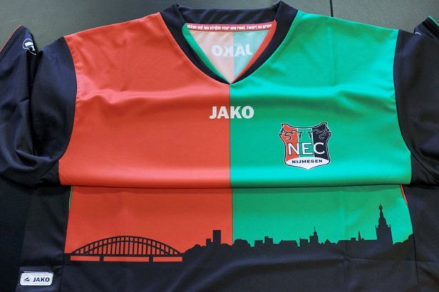 Jako NEC Nijmegen Shirt 2013