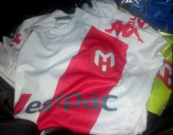 Melbourne Heart Away Strip 2012