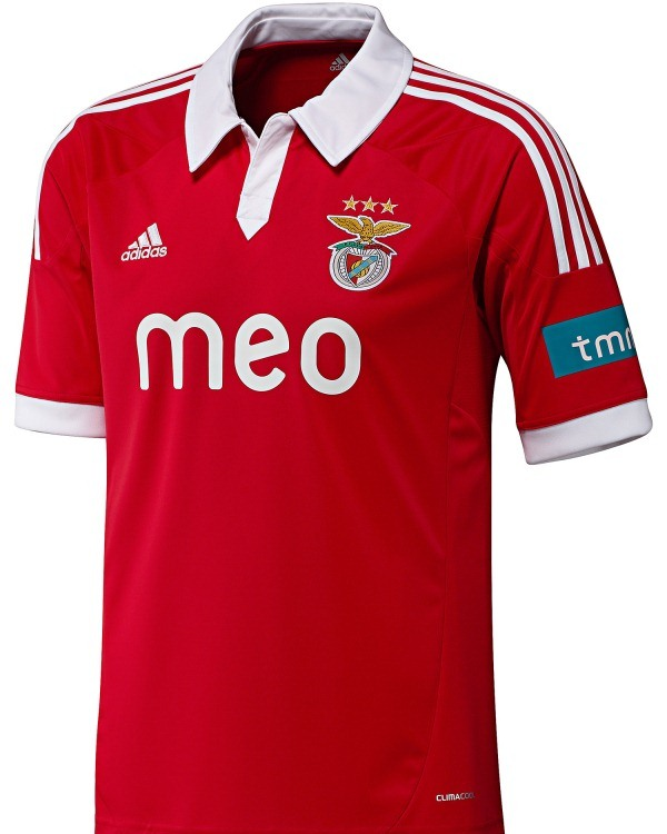 New Benfica Kit 2013