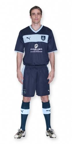 New Burnley Away Kit 12-13