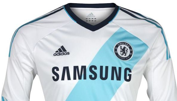New Chelsea Away Kit 2013