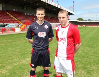 New Crawley Town Kit 2012-13