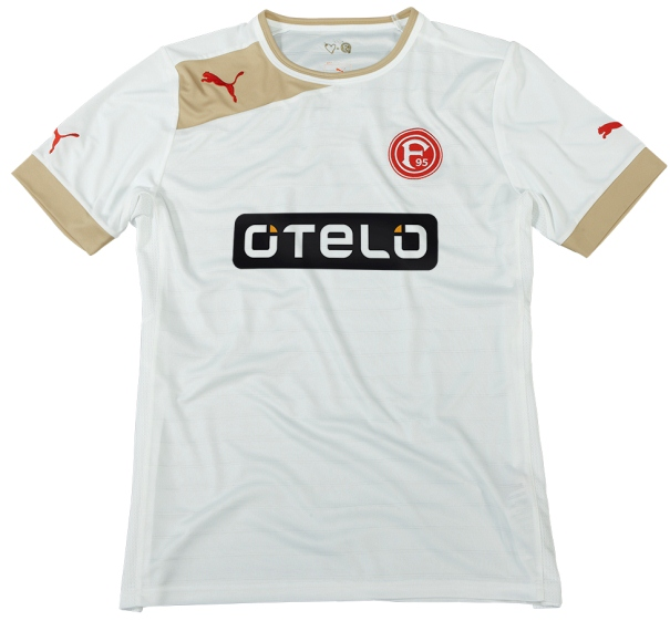 New Fortuna Dusseldorf Shirt 2012-13