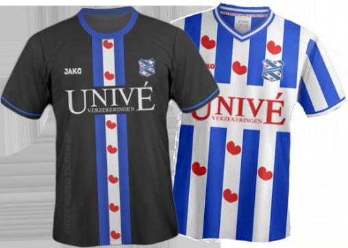 New Heereveen Shirts 2013