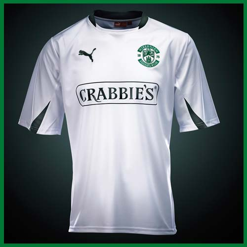 New Hibs Strip 2012-13