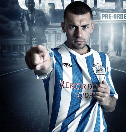 New Huddersfield Town Kit 2013