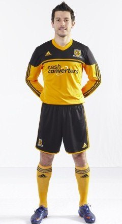 New Hull City Kit 2013