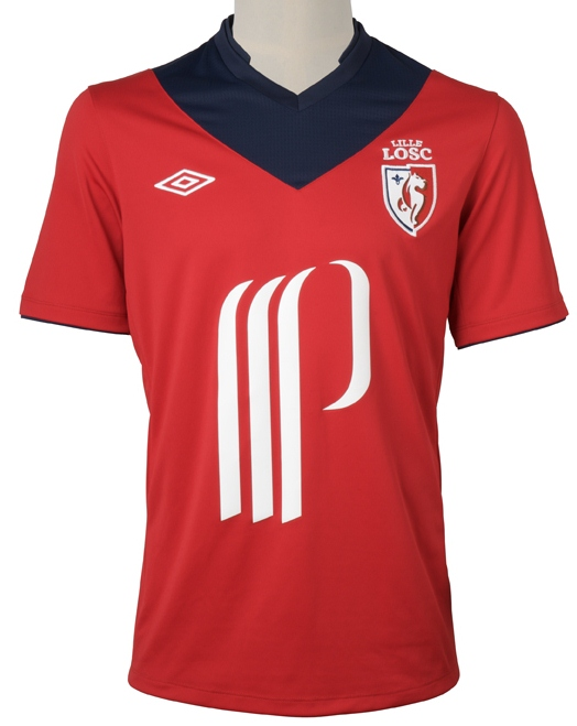 Losc's new away jersey can also be purchased online at kitbag