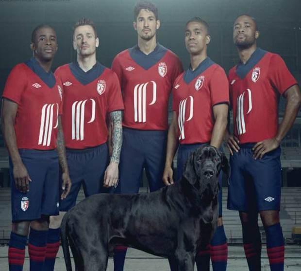 New Lille Kit 2012-13