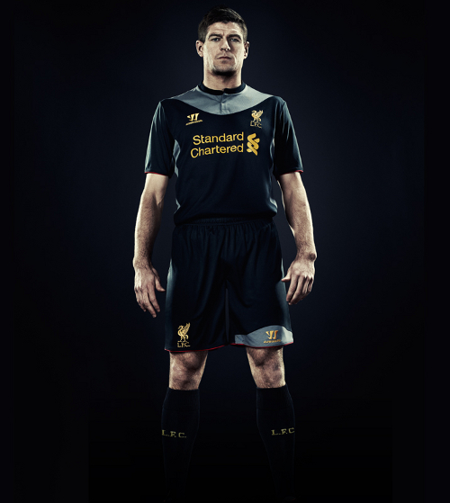 New Liverpool Away Kit 2012-13