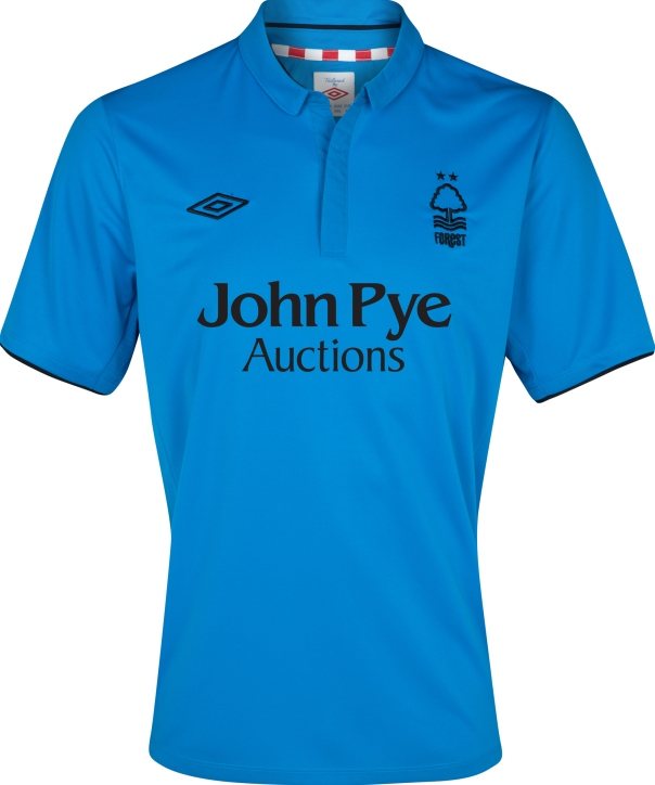 New Nottingham Forest Shirt 2013