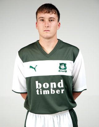 New Plymouth Argyle Kit 2012-13