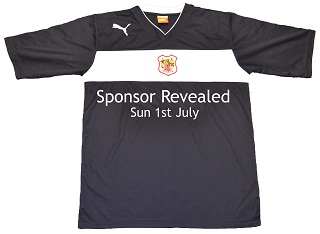 New Stevenage Kit