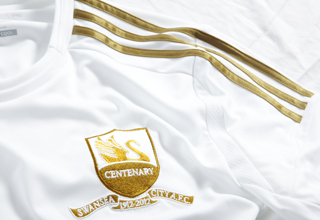 New Swansea City Badge Centenary