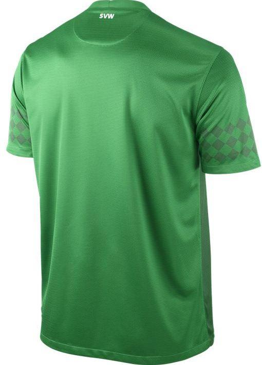 New Werder Bremen Kit 12-13