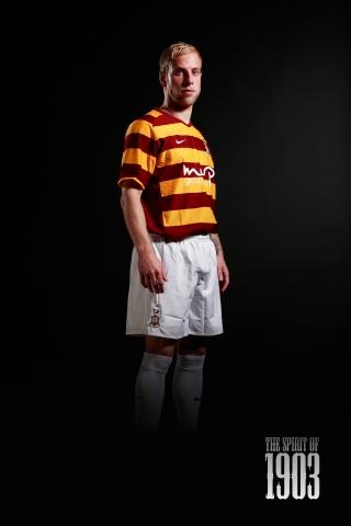 Nike Bradford City Kit 12-13