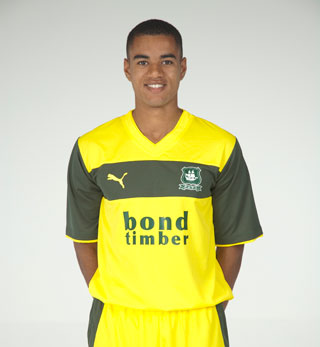 Puma Plymouth Argyle Away Kit 12-13