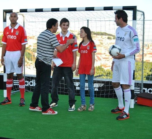 SL Benfica Football Kit