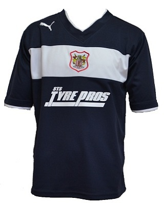 Stevenage Football Kit