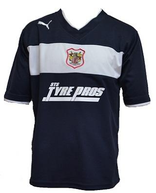 Stevenage Football Kit