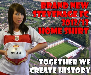 Stevenage Jersey