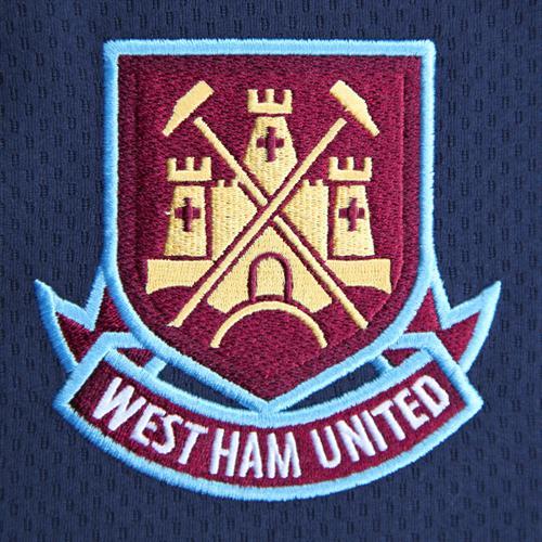 WHUFC Shirt 12-13