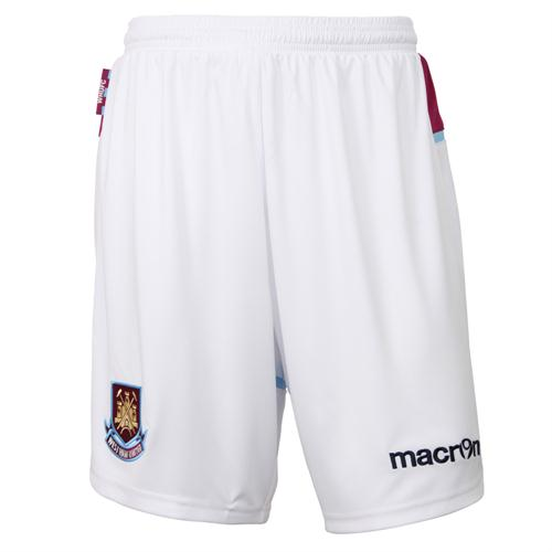 West Ham Home Shorts