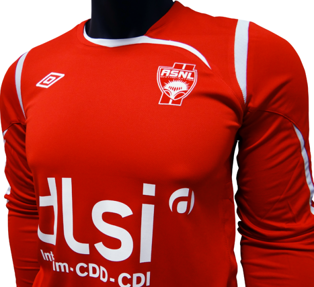 AS Nancy Away Shirt 2012