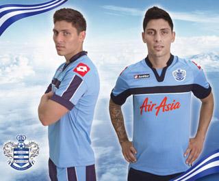 Alejandro Faurlin QPR 2012 Jersey