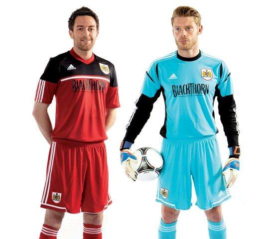 BCFC Home Goalkeeper Kit Blue Adidas