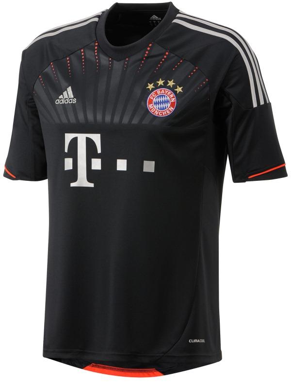 Bayern Munich Third Jersey 2013