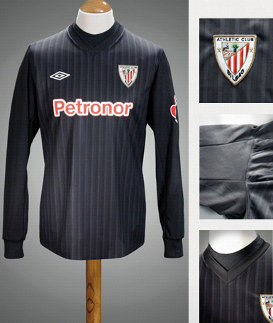 Bilbao Goalkeeper Shirt 2013