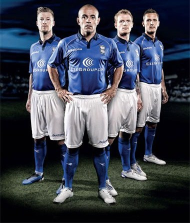 Birmingham City Home Shirt 12/13