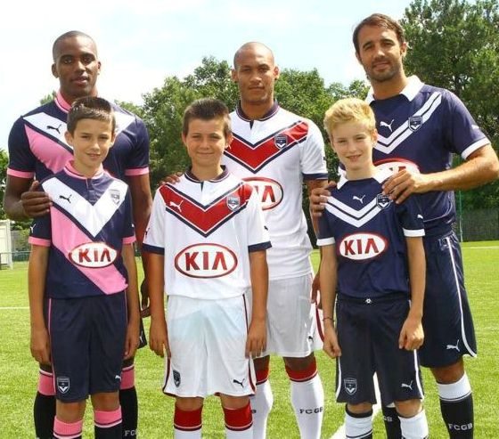 Bordeaux Kit 2012