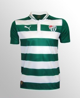 Bursaspor Football Shirt 2012