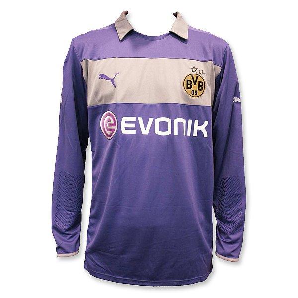 Dortmund Goalkeeper Shirt 2013