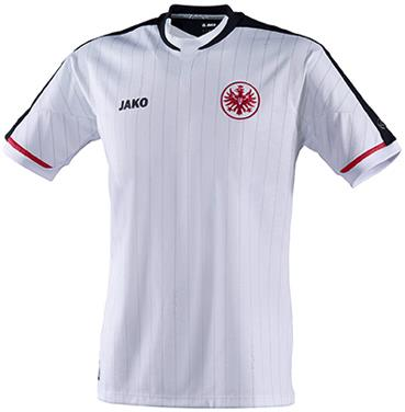 Eintracht Frankfurt Football Shirt 2012-13
