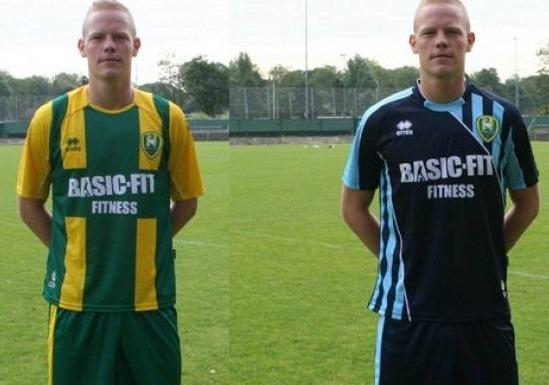Errea New ADO Den Haag Shirt 2012