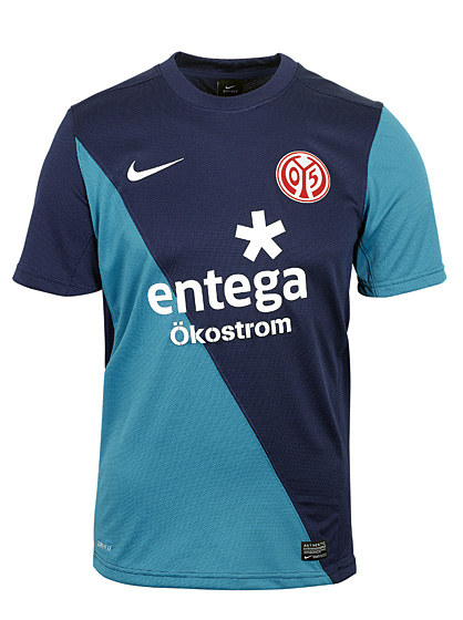 FSV Mainz 05 Trikot Away 2012